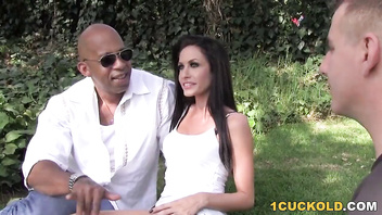 Randi Wright Takes Shane Diesel's BBC - Cuckold Sessions