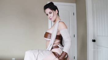 Blast that Cum All Over Bryci's tits! (Rey Cosplay)