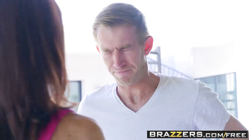 Brazzers - Pornstars Like it Big - Pornstar In The Pool scene starring Monique Alexander and Danny D