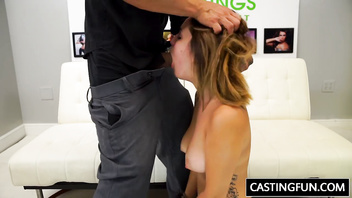 Fuck Casting For Teen Mia Scarlett