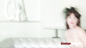 Teen Brunette Webcam Girl BDSM fucks- Allison Rey