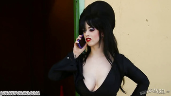 Elvira - the mistress of darkness