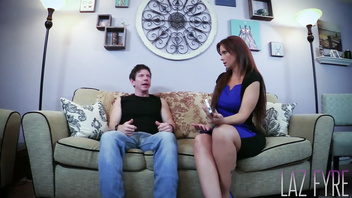 Tricked Milf Sister Gets Stuffed by StepBro-MILF SYREN DE MER& Laz Fyre