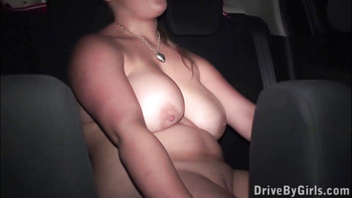Big tits model Krystal Swift comes to a PUBLIC sex dogging orgy to fuck and suck