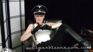 Kristyna Dark, Cigar Vixens, Full Video