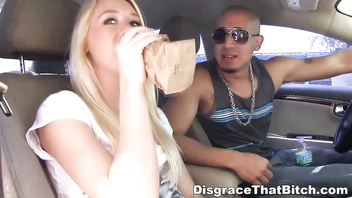 Disgrace That Bitch - Drunken slut Christy Lynn on Spring Break teen porn