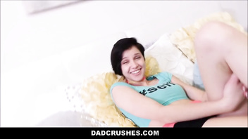 Cute And Horny Step Daughter Cadey Mercury