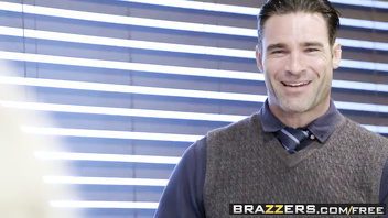 Brazzers - Big Tits at School - Math Can Be Stimulating scene starring Kylie Page and Charles Dera