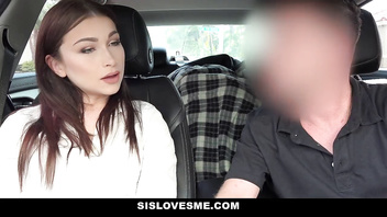 SisLovesMe - Hot Step-Sis Wants To Fuck