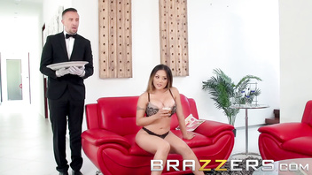 (Kaylani Lei, Keiran Lee) - Whos Your Butler - Brazzers