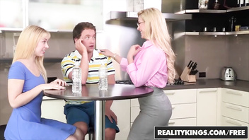 RealityKings - Moms Bang Teens - (Cherie Deville, Lucy Tyler) - Loving Lucy