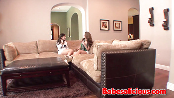 Naturally Big Titted Lesbians Taylor Vixen, Emily Addison, Samantha Bentley & Adrianna Luna