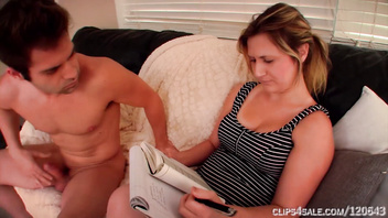 Brother Fucks Sister While She Studies, Free Use - Fifi Foxx