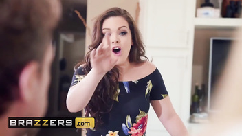 (Kimber Woods, Lilly Ford) - You Have To Go Through Me First - Brazzers