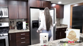 MOM and SON keep their business PRIVATE- Brianna Rose