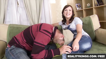 Mikes Appartment - (Brigitte, James Brossman) - Delicious Curves - Reality Kings