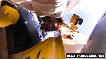 RealityKings - Hot Bush - Kyle Mason Maya Kendrick - Blazin Bush