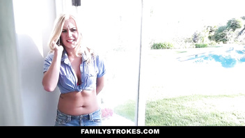 FamilyStrokes - Hot Niece Wants Her Uncles Big Dick