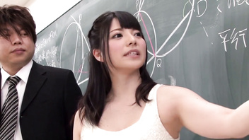 Ai Uehara Teacher Armpit Licking