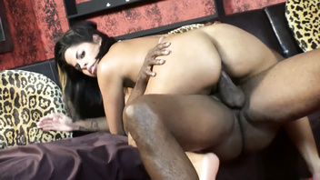 MDDS Teen Latina Whore Pummeled by Black Dick