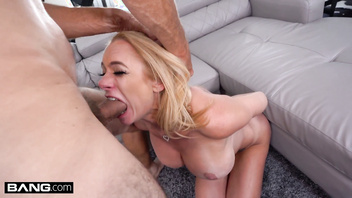Bang surprise - hot milf briana banks gets double penetrated