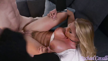 Hardcore rough sweaty sex with rachael cavalli and ryan mclane