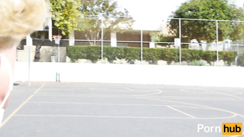 Lesbian lust and basketball - scene 4