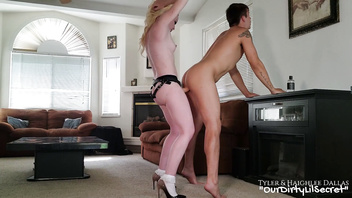Haighlee pounds tylers ass in heels