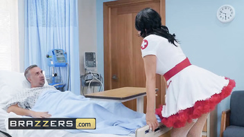 Doctors adventure - (jasmine jae, keiran lee) - waking up the comatose cock - brazzers