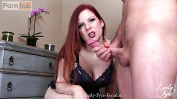 Faggot for my stud (full version)-lady fyre femdom convinced bi