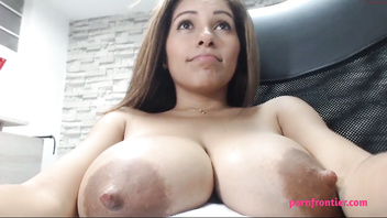 Milky big tits latina 05 - watch full video on pornfrontier.com