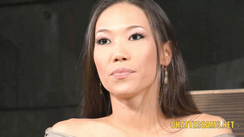 Extreme asian bdsm deepthroat anal facial group fuck