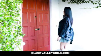BlackValleyGirls - Hot Ebony Teen Makes Her Neighbor Cheat On His Girlfrien