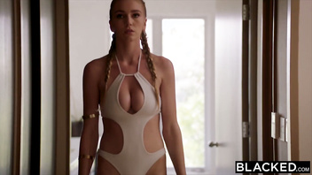 BLACKED Kendra Sunderland brings a few friends
