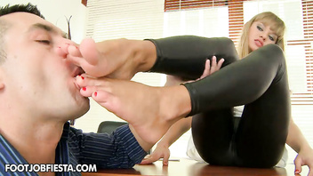Foot fetish and anal act Willa