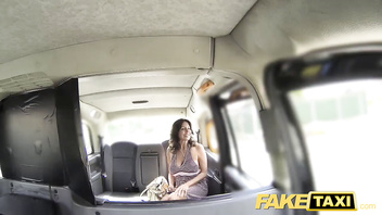 Fake Taxi Sexy milf with big tits does anal