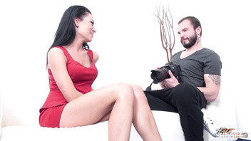 Inga Devil love to be victim of stranger who want cheat her and fuck her pussy