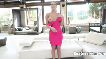 Hot Russian cutie Angel Rivas loves anal