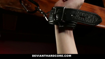 DeviantHardcore - Submissive Milf Dana Dearmod Handcuffed and Dominated