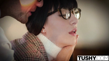 TUSHY Hot Anal Domination With My Tutor