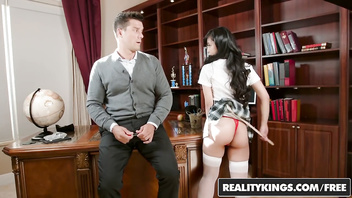 Reality Kings - Euro Sex Parties - Tits And Ass - Lucia Nieto , Angie White