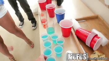 Mofos - Great party turns into better orgy