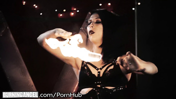 Double Anal Gangbang Fufills Joanna Angel`s Ravenous & Primal Lust