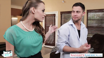 Elegant Kacy Lane gets fucked