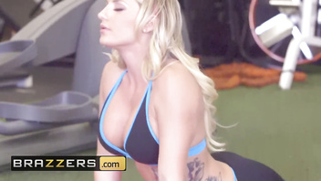 Brazzers - Cali's Special Workout