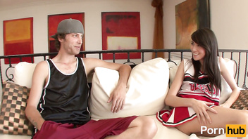 Naughty Cheerleaders 05 - Scene 3