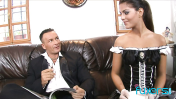 Defrancesca Gallardo anal seduction