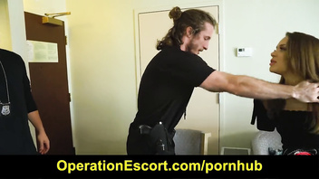 OperationEscort Liza Rowe arrested but freed after office violated her hard