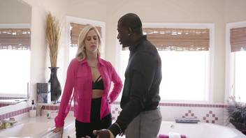 DarkX Cherie DeVille Closes the Deal with BBC