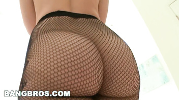 BANGBROS - PAWG Anikka Albrite's got the most perfect white big ass